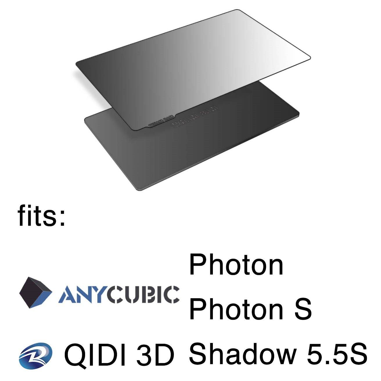 Flexible Buildplate 135×80