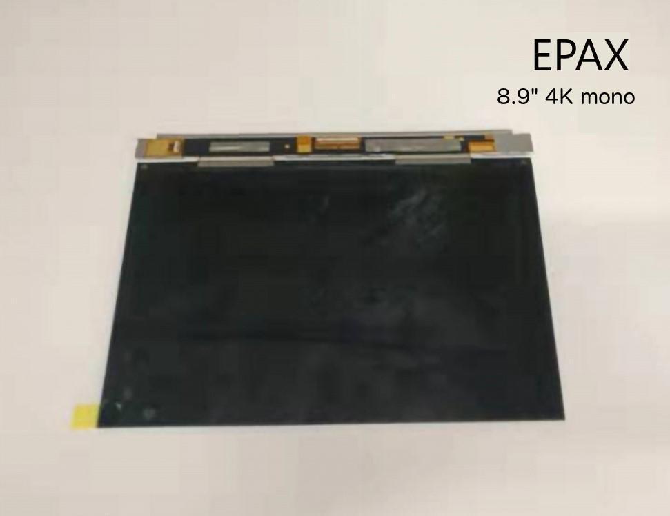 EPAX X10 8.9″4K Mono Screen Conversion Kit