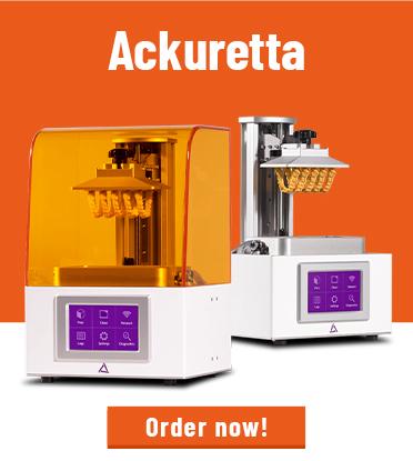 Ackureta freeshape 120