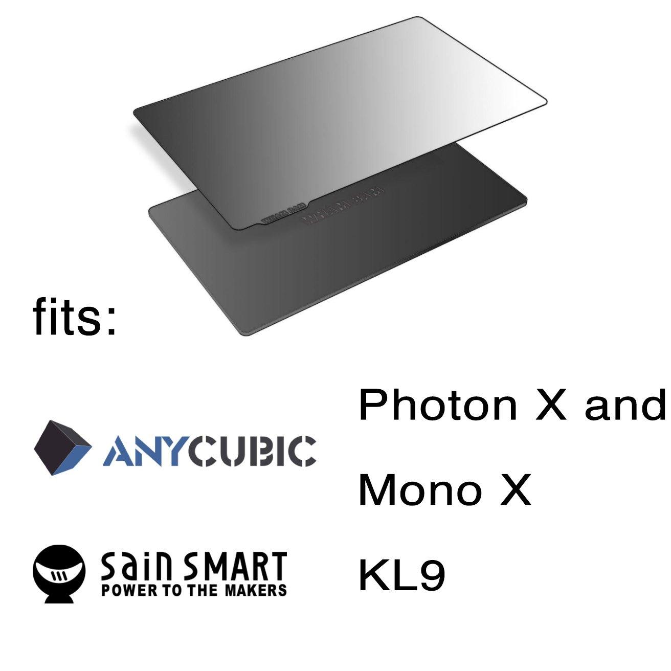 Flexible Buildplate 202×128