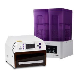 Ackuretta Cleani UV oven finishing kit