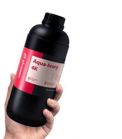Phrozen Aqua Ivory 4K UV resin