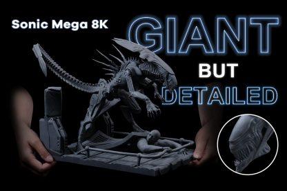Sonic Mega 8K 3D printer