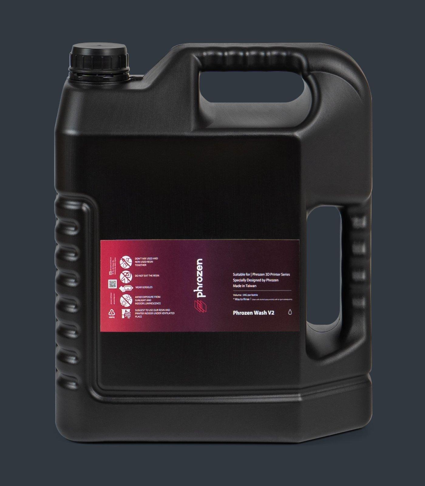 Phrozen Resin Wash 5L
