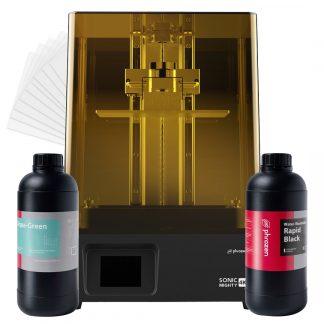 Sonic Phrozen MIghty Bundle - 3D Printer, UV Resin, FEP Film