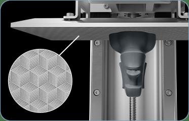 Phrozen Sonic Mini 8K Buildplate laser